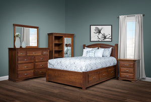 Amish Crafted Calais Bedroom Set