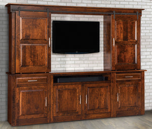Ensenada Sliding Door Wall Unit