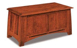Amish Made Boulder Creek Cedar Chest