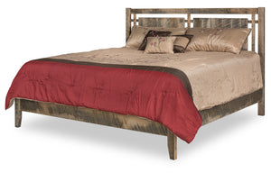 Livingston Slat Bed