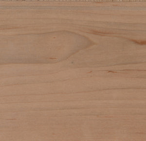 Natural on Brown Maple