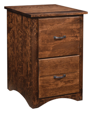 Shaker 2 Drawer File Cabinet