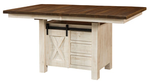Tulsa Cabinet Table