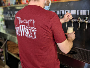 T-SHIRT Pub & Taproom Rouge