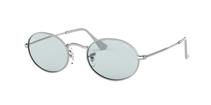 Ray-Ban Oval Sunglasses 3547