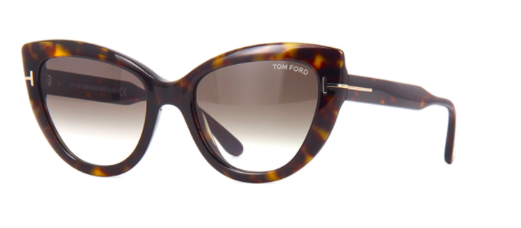 Tom Ford Anya 762 Sunglasses