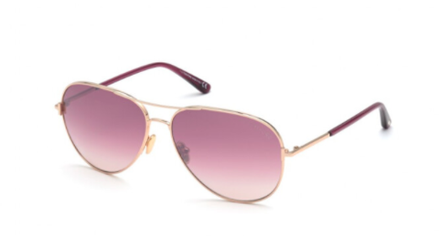 Tom Ford Clark 823 Sunglasses