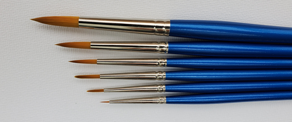 Series 700 | Gold Sable Watercolour Brush - Round