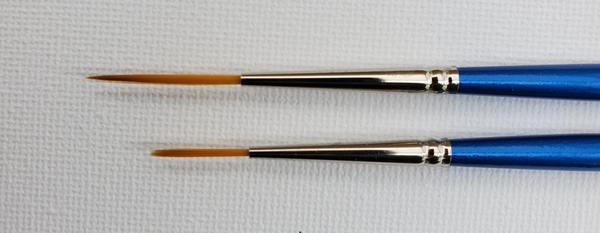 Series 900 | Gold Sable Brush - Script