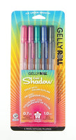 Gelly Roll® Pens | Gold Shadow | Package of 5