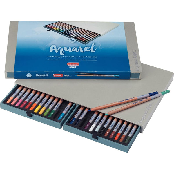 Aquarel Pencil Box Set