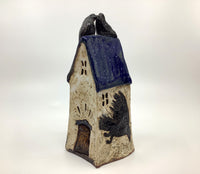 Crow House (Blue Roof)
