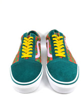 Load image into Gallery viewer, The Simpsons character side graphic suede toe classic plus Vans