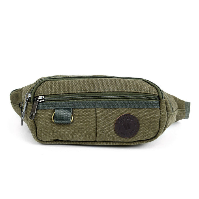 olive green tactical fanny pack