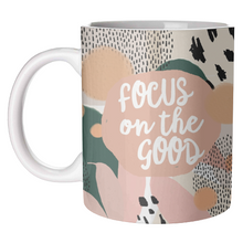 Load image into Gallery viewer, Focus On The Good Mug