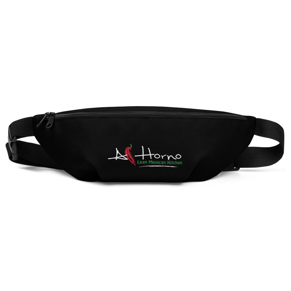 Fanny Pack (White w Colors)