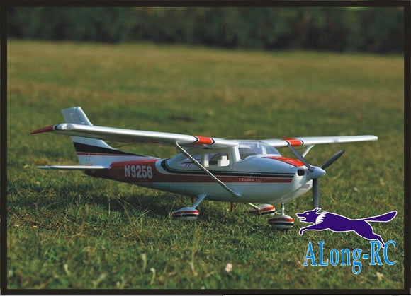 EPO plane RC airplane RC MODEL HOBBY TOY BEGINNER plane 5 channel  WINGSPAN 1410mm 5CH CESSNA 182 (have kit set or PNP RTF set)