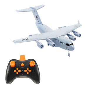 RC Airplane Plane C17 Transport 373Mm Wingspan Epp Diy Rc Airplane Rtf RC Airplane plane jet Flying Model Plane Toys Kids Gifts