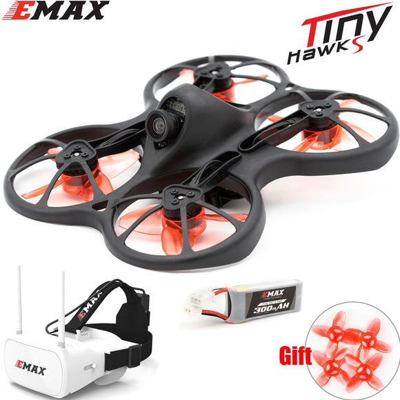 Emax 2S Tinyhawk S Mini FPV Racing Drone With Camera 0802 15500KV Brushless
