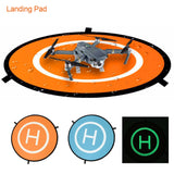 Universal Landing Pad For DJI Mavic pro Portable Foldable Glow in Dark Land Pad for Air pro Phanto