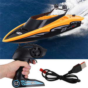 High Speed RC Boat  2.4GHZ 4 Channel  Radio Remote Control RC