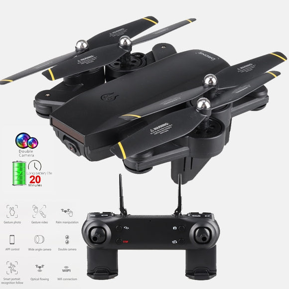 SG700 RC Drones with dual camera hd RC helicopter 4k dron 20minutes long flight Profissional quadrocopter Follow Me drohne toys