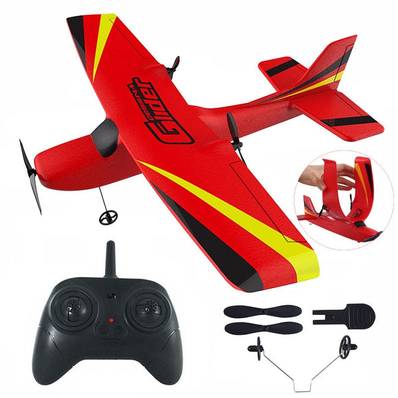 Z50 RC Plane 2.4G Wireless RC Airplanes EPP Foam Built Gyro Glider Plane Radio-Controlled