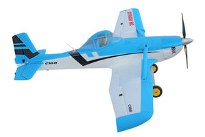 Dynam 1500MM Blue Cessna 188 RC PNP/ARF Propeller Plane Model W/ Motor ESC Servo TH03640