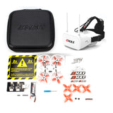 Emax Tinyhawk S II Indoor FPV Racing Drone with F4 16000KV Nano2 camera and LED Support 1/2S Battery
