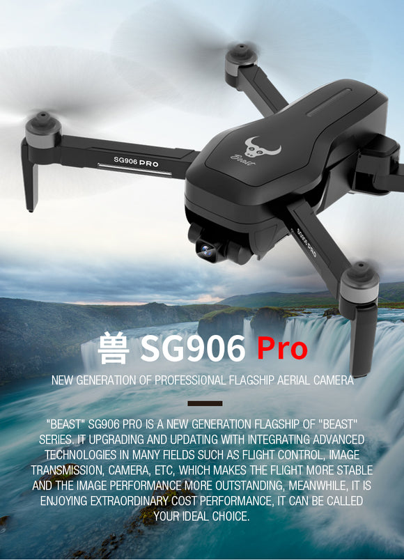 SG906 pro 4K dron drones with camera drone gps rc helicopter toys quadcopter profissional drohne quadrocopter helicoptero selfie