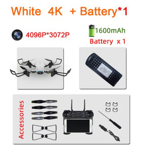 Foldable RC Drone with hd 4k wifi dual camera SG700 helicopter optical flow Profissional quadrocopter Remote Control drohne toy
