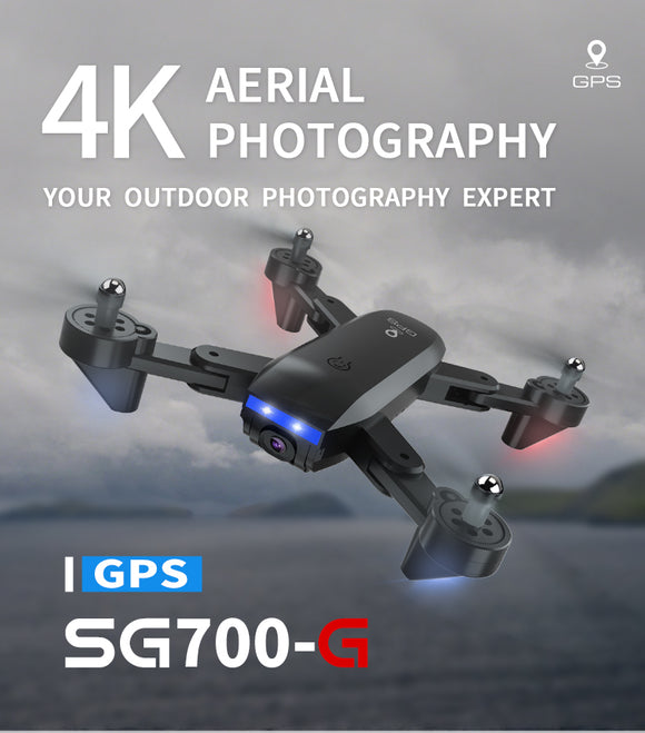4K GPS dron drones with camera quadcopter SG700G mini rc helicopter toys profissional drohne camera quadrocopter VS SG901 F