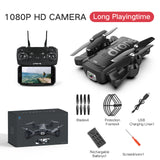 2020 new 5G wifi drone HD aerial camera automatically flying Ultra-long battery life drones propeller drohne 4k