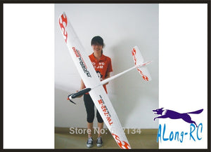 EPO plane  RC airplane RCHOBBY TOY  GLIDER plane  6 channel   WINGSPAN 2000 MM PHOENIX 2000  TW742-3 742-3 (KIT SET or PNP set)