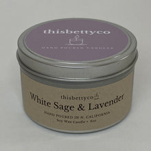 Load image into Gallery viewer, White Sage & Lavender