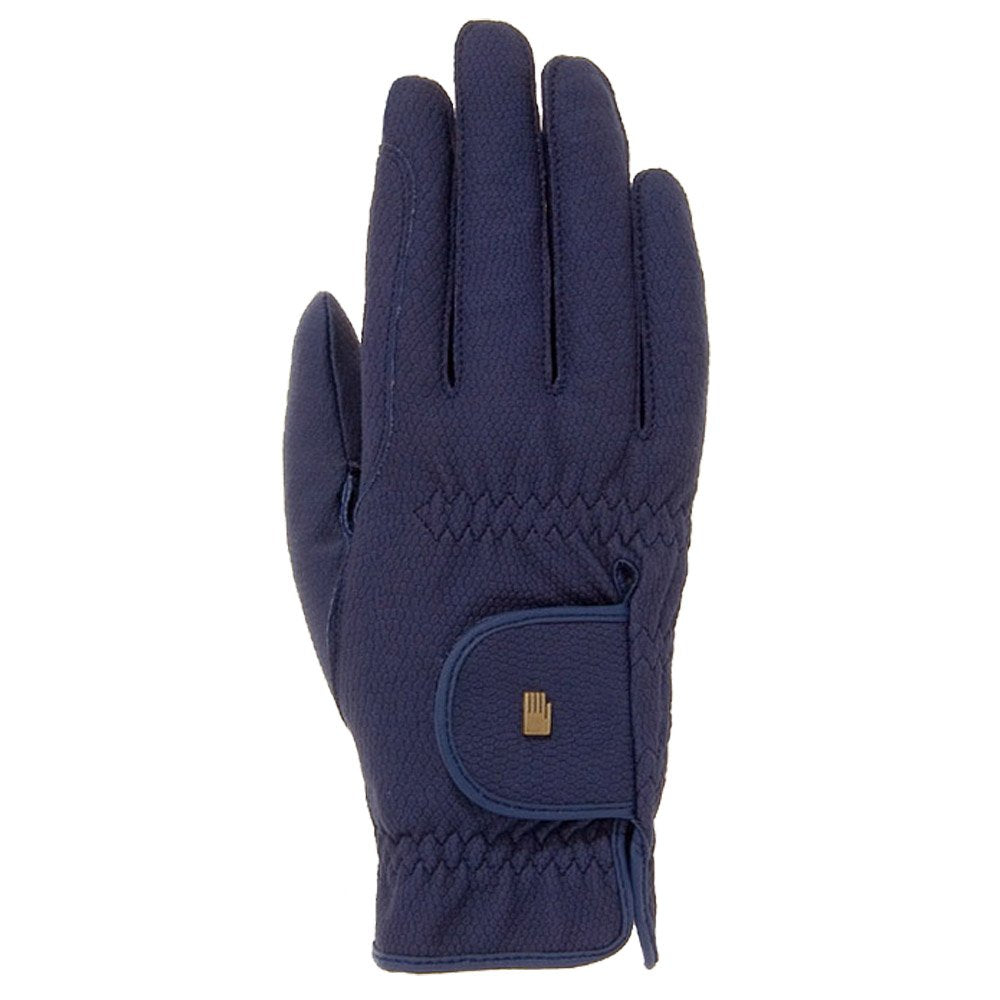 Navy Blue Roeckl-Grip Glove