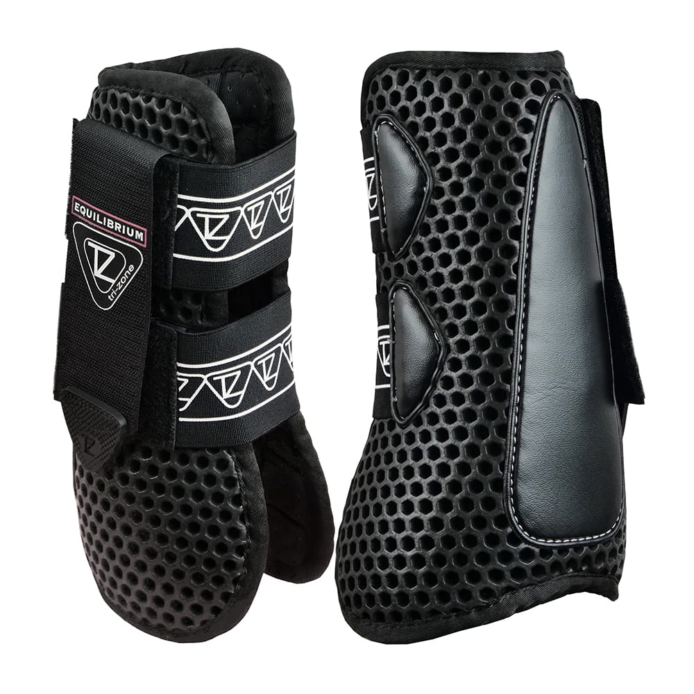 Fair Price Equestrian | Equilibrium Tri-Zone Open Fronted Tendon Boots