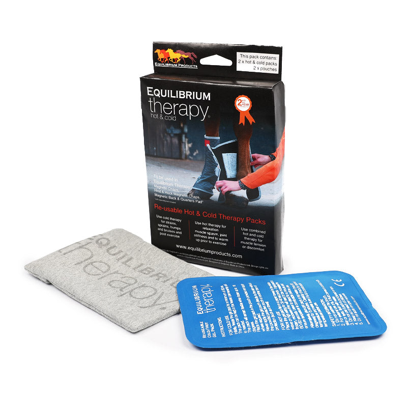 Fair Price Equestrian | Equilibrium Therapy Hot & Cold Packs
