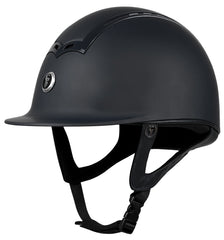 Matt Gloss Black Gatehouse Ciana Safety Riding Hat