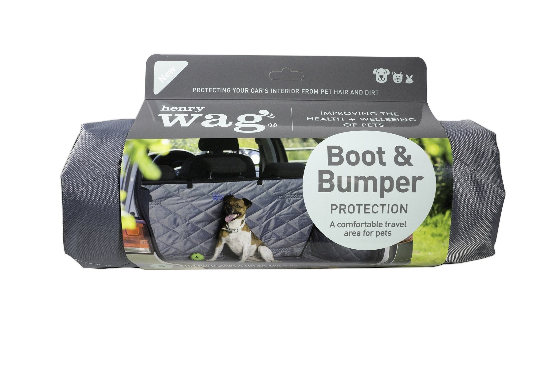 Fair Price Equestrian | Henry Wag Boot and Bumper Protector