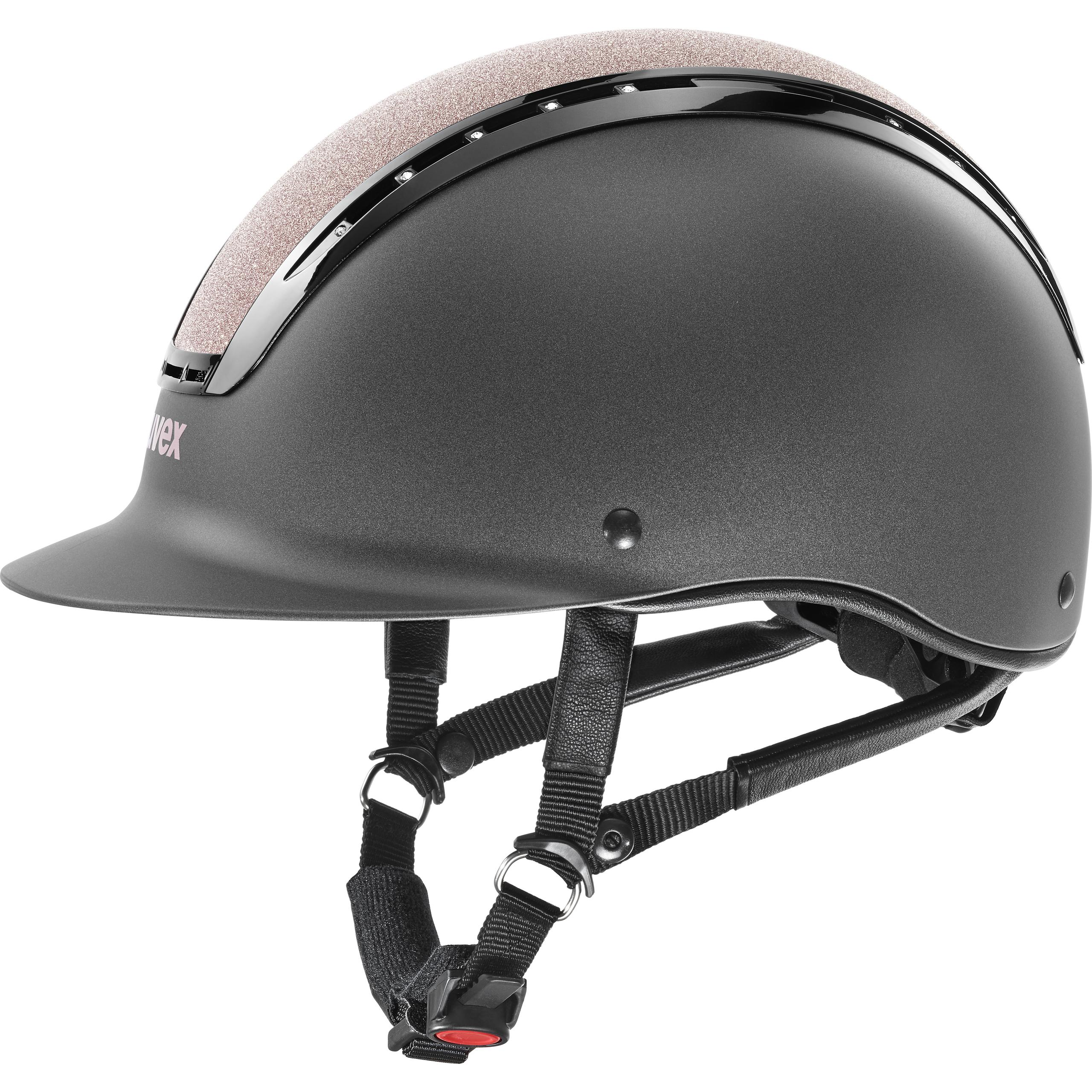 Fair Price Equestrian | Uvex Suxxeed Starshine Riding Helmet