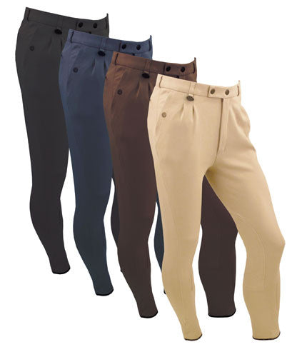 Fair Price Equestrian | Equetech Mens Casual Breeches