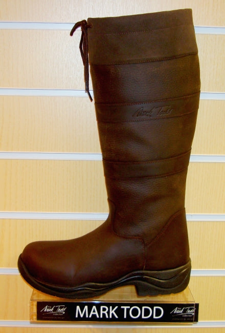 Brown Mark Todd Country Boot MKII