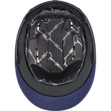 Navy Uvex Suxxeed Diamond Riding Helmet Inside