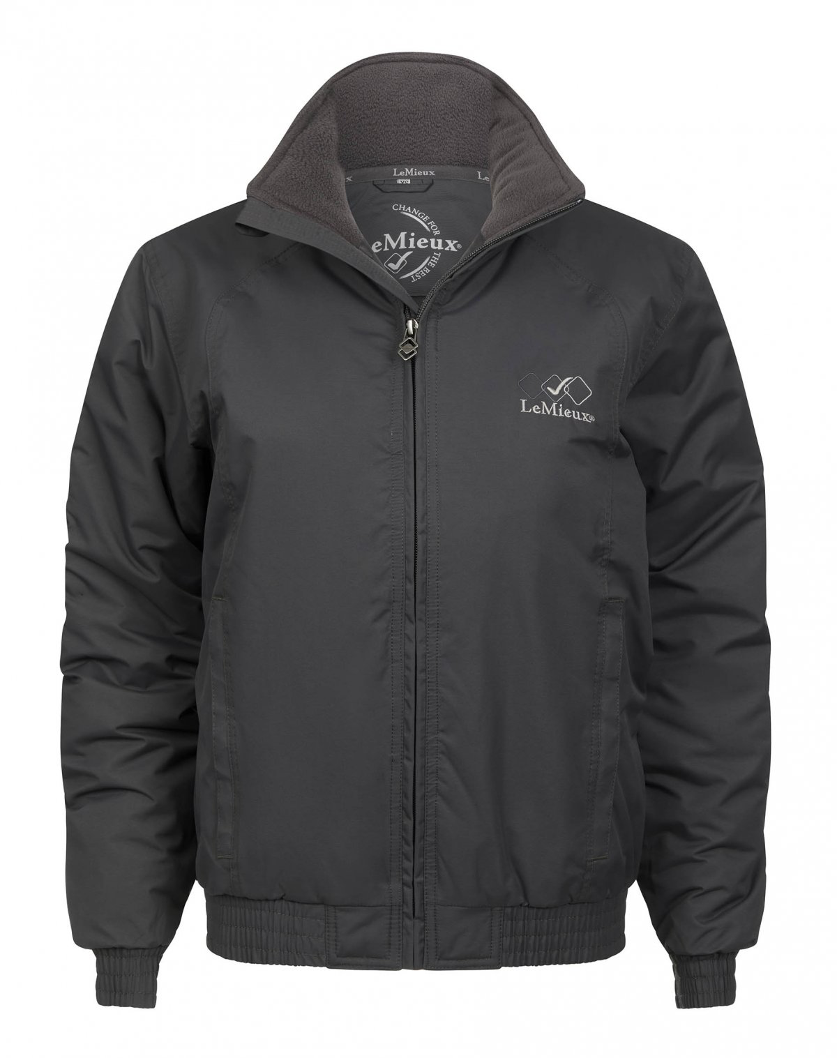 Fair Price Equestrian | Lemieux Crew Jacket
