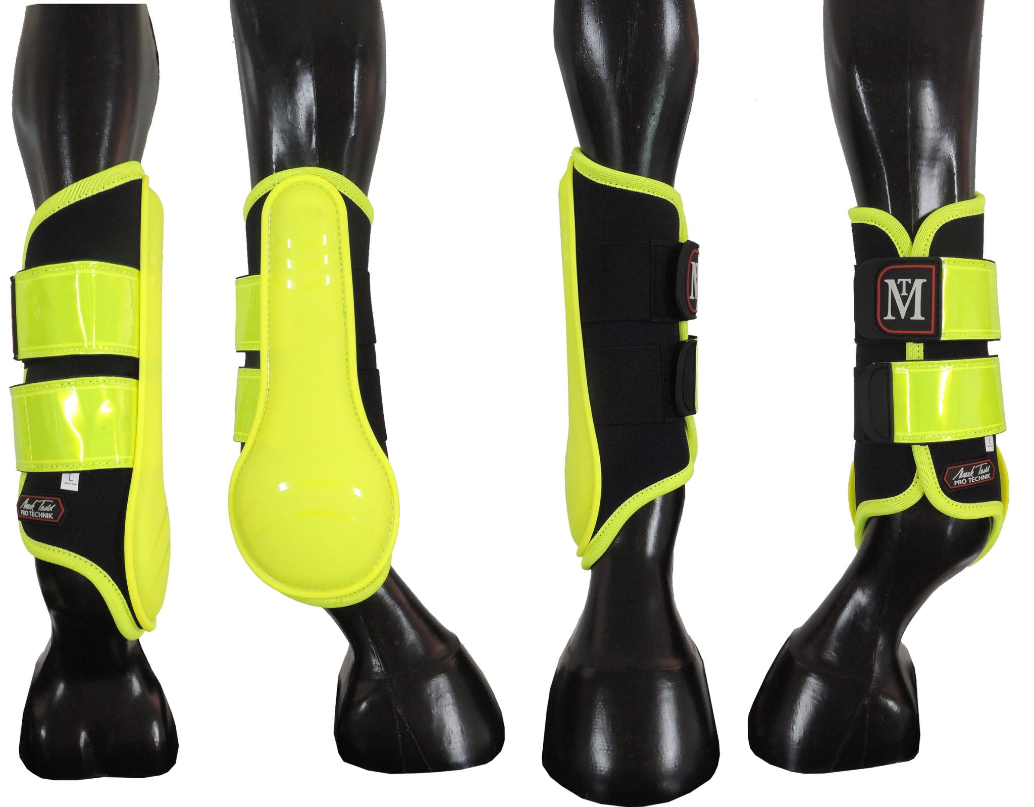 Fair Price Equestrian | Mark Todd Pro Reflective Brushing Boots