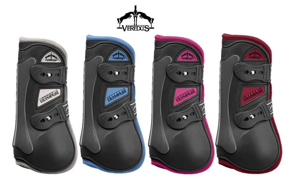 Fair Price Equestrian | Veredus Olympus Coloured Tendon Boots