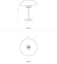 Load image into Gallery viewer, Beau Table Lamp