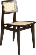Load image into Gallery viewer, C-Chair Dining Chair - Un-Upholstered, All French Cane