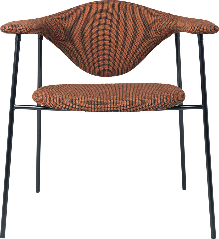 Masculo Dining Chair in Colline